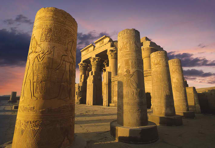 Vacacione en Egipto - Templo de Kom Ombo