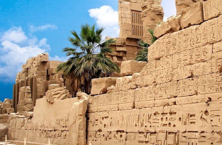 Viajes a Egipto con niños - Templos de Karnak
