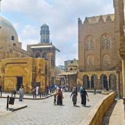 The historic street of Al-Muizz should be an important part of every tourist route in Cairo