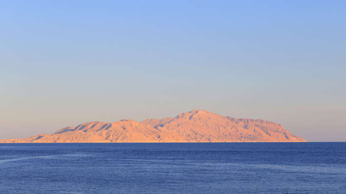 Tiran Island, Red Sea, Egypt