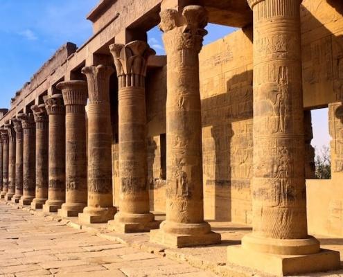 Viajes a Egipto desde Chile