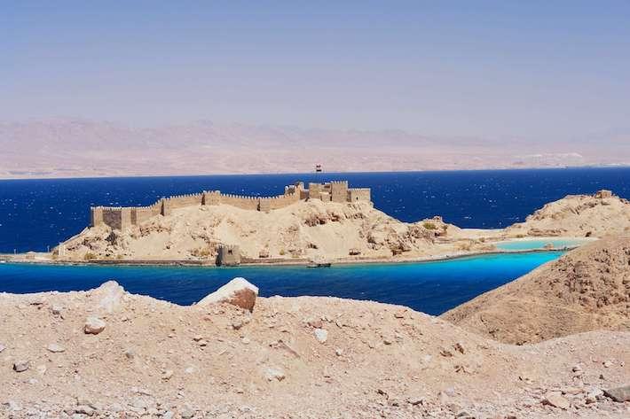 Pharaoh's Island, Egypt