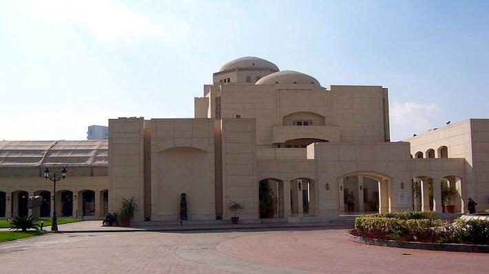 Ópera de el Cairo