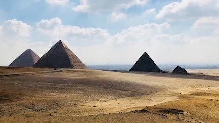 Cairo Egypt Pyramids Tour Packages