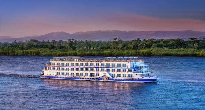 5 Star Luxury Nile Cruise