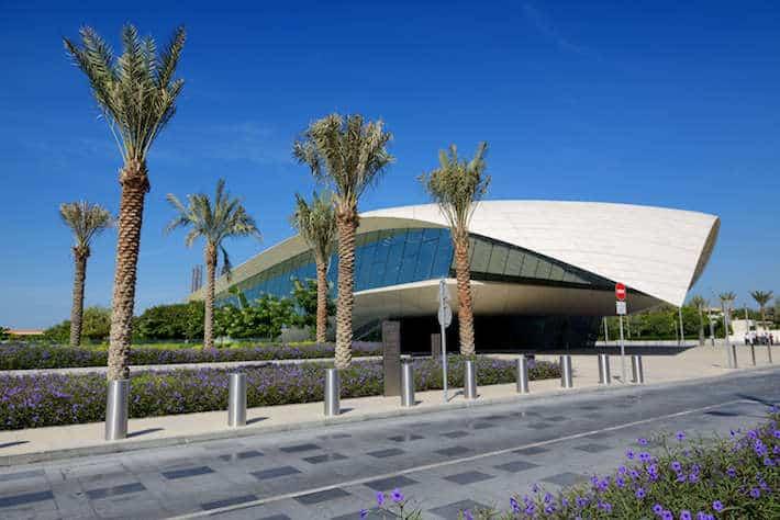 Etihad Museum, Dubai