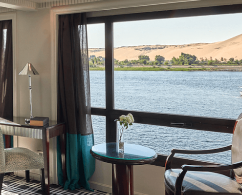 Long Nile Cruises