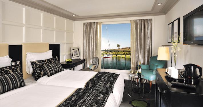 MS Mayfair Nile Cruise Room 1