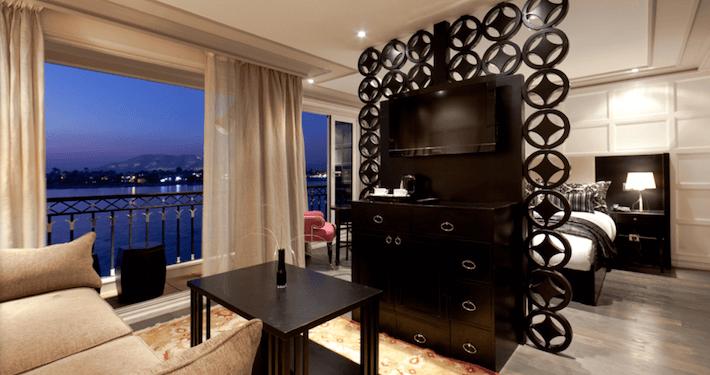 MS Mayfair Nile Cruise Room 2