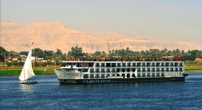 Nile Cruise Itinerary