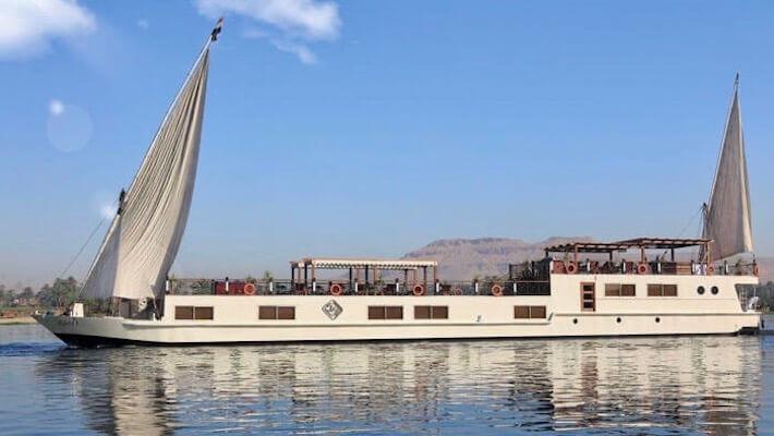 Merit Dahabiya Luxury Nile Cruise