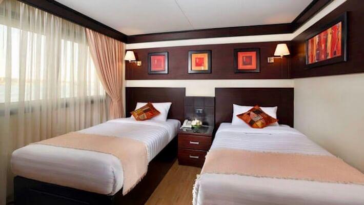 Merit Dahabiya Nile Cruise - Room 2