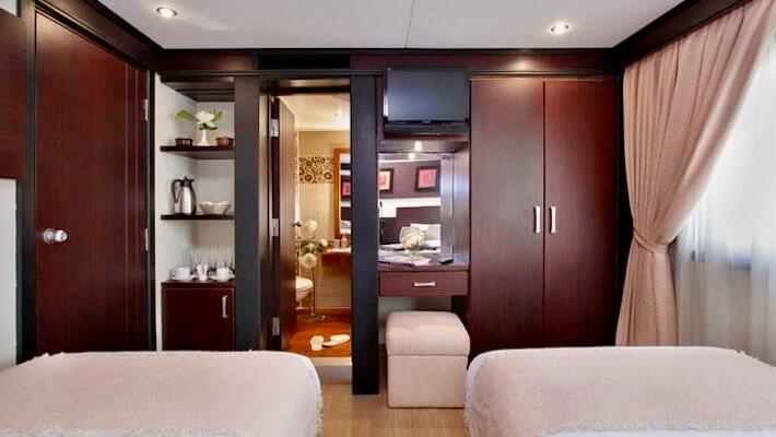 Merit Dahabiya Nile Cruise - Room 3