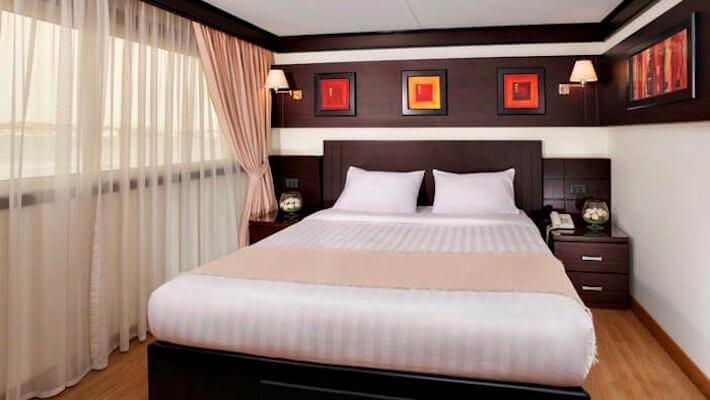 Merit Dahabiya Nile Cruise - Room