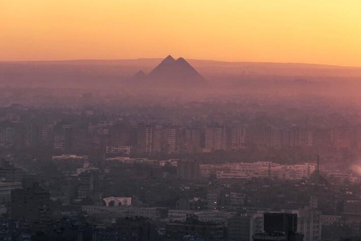 Nightlife Hotspots in Cairo - Cairo at dusk