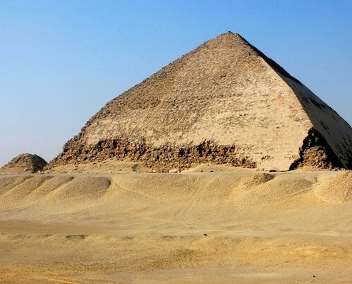 Egypt Pyramids Tours - Bent Pyramid of Dahshur