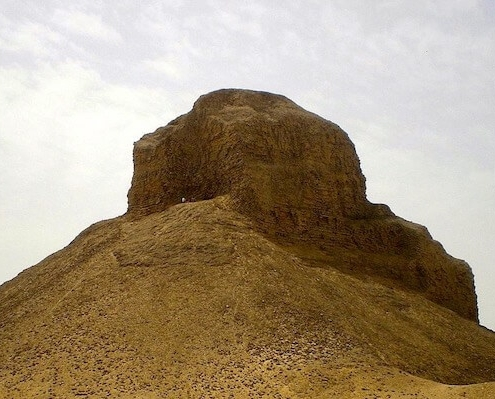 Egypt Pyramids Tours - Black Pyramid at Dahshur