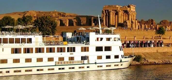 Luxury Trips to Egypt - Luxury Nile-Cruise and Stay