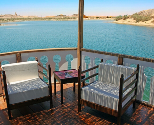 Sai Dahabiya Lake Cruise - Deck 2