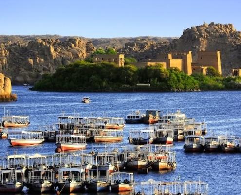 Best Egypt Itinerary - Agilkia Island