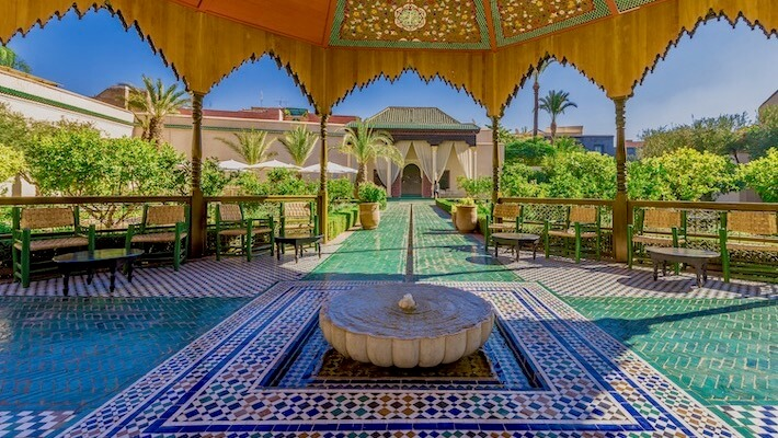 Guided Tour of Morocco
