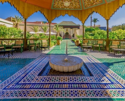 Guided Tours of Morocco