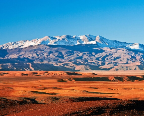 Morocco Private Tour Package