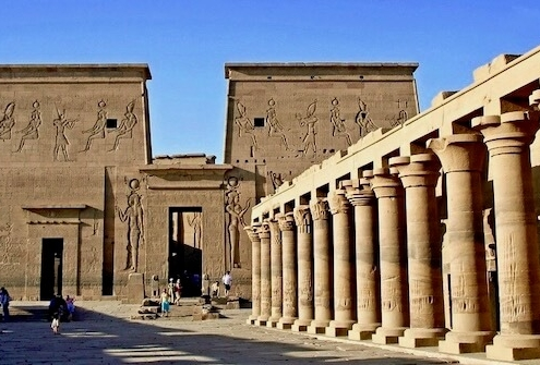 Best Egypt Itinerary - Temple of Philae, Aswan
