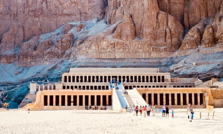 Is Egypt Safe for American Tourists? Temple of Queen Hatshepsut