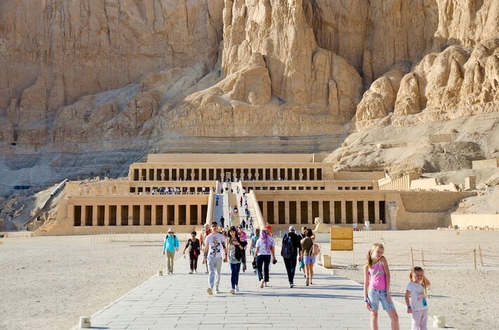 Things to Do in Egypt - Temple of Hatshepsut, Luxor
