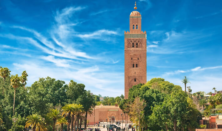 5 Day Morocco Tours