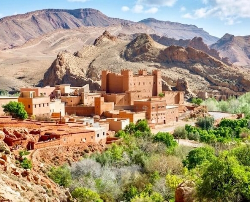 8 Day Morocco Itinerary