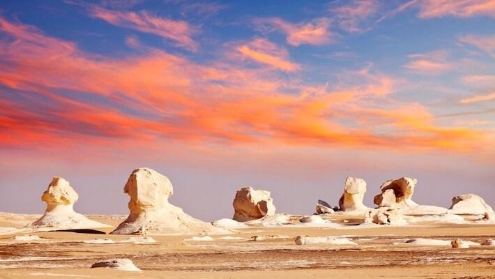 Egypt Desert Camping