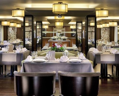MS Esplanade Belle Vue Restaurant
