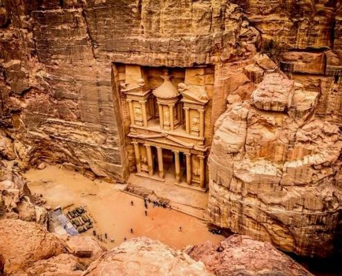 Jordan Tours from Australia - Petra, Jordan