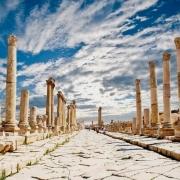 Jordan Tours from Egypt - Jerash in Jordan