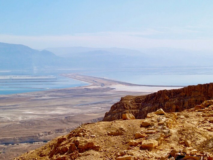 Jordan Travel Blog - Dead Sea