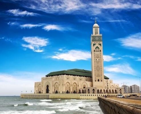 Egipto Dubai Marruecos combinado