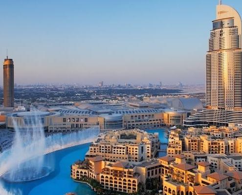 Egipto Jordania y Dubai