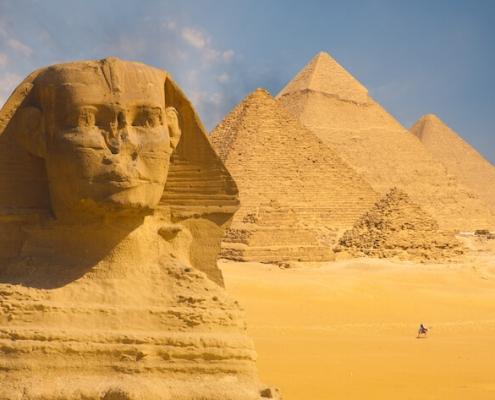 Lugares turisticos de Egipto