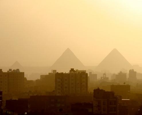 Lugares turisticos del Cairo