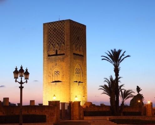 Marruecos Egipto y Jordania combinado