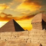 Vacaciones en Egipto - Gran Esfinge de Guiza