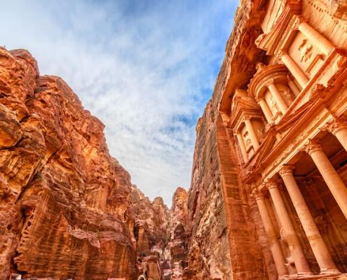 Viaje a Egipto Jordania y Marruecos