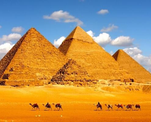Viaje a las Piramides de Egipto