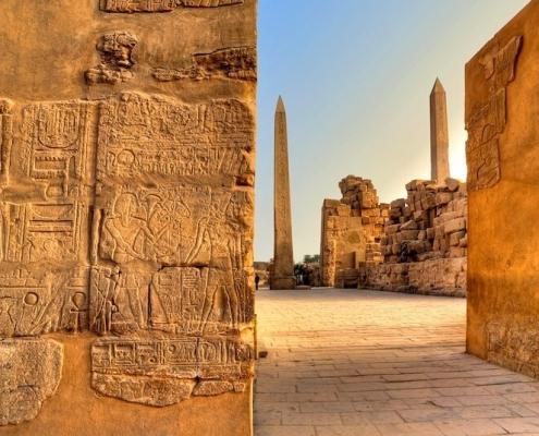 Viajes a Egipto desde Uruguay