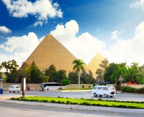 Viajes a El Cairo