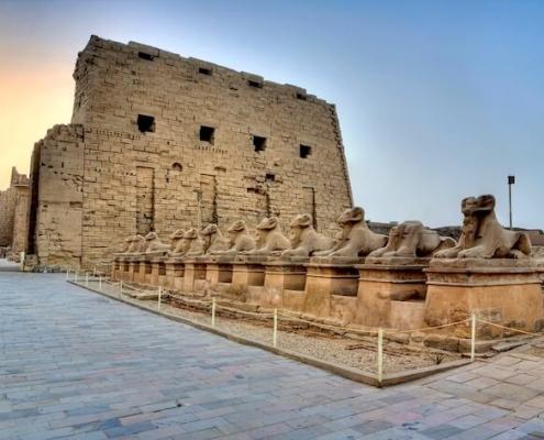 Viajes organizados en Egipto