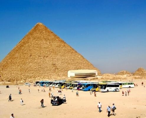 Viajes a Egipto con niños
