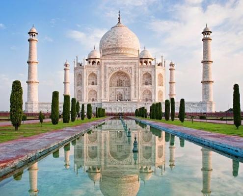 Viajes a Egipto e India